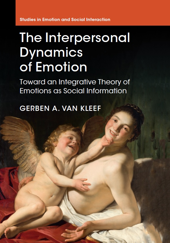 Front of The Interpersonal Dynamics of Emotion